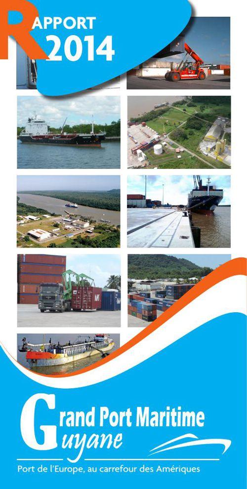 Copy of Rapport d'activités Grand Port Maritime Guyane