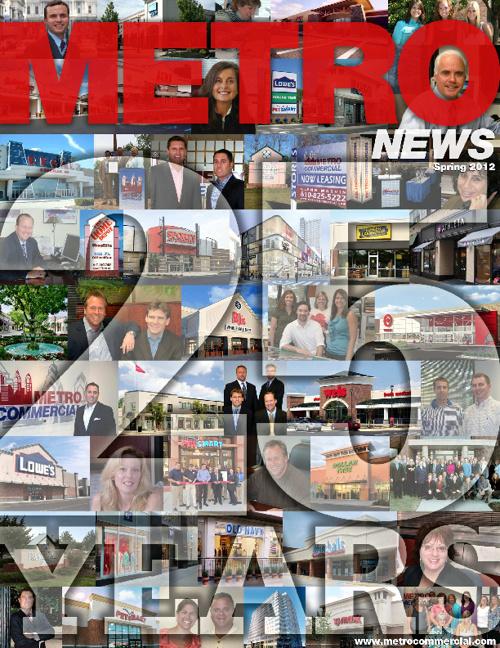 METRO News Spring 2012