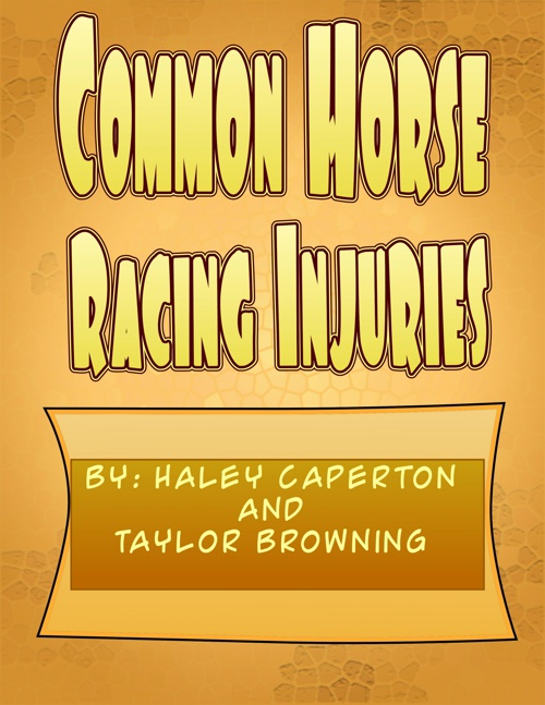 Common Horse Racing Injuries