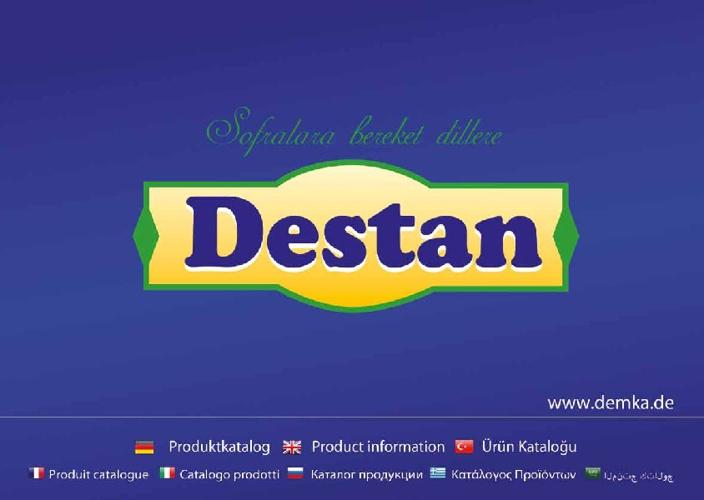 Destan Katalog