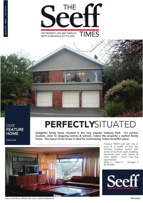 Seeff Times Durbanville August 2015