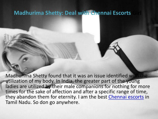 Book Madhurima Shetty for dating in this festive season