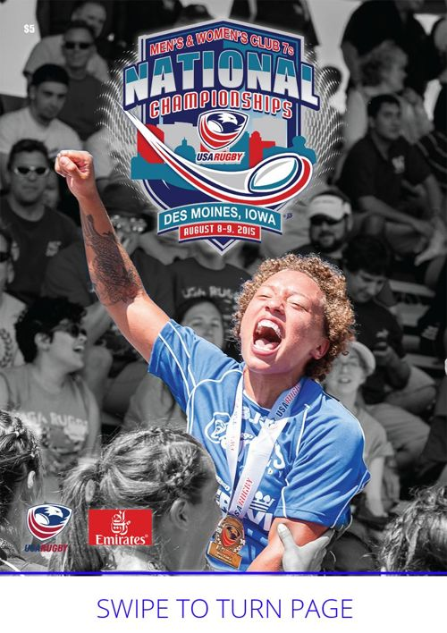 2015 USA Rugby Emirates Airline Club 7s National Championshi