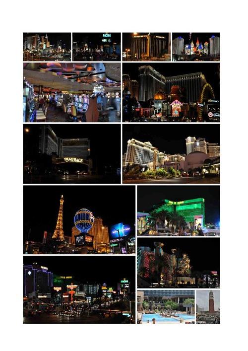 Die Zukunft von Las Vegas