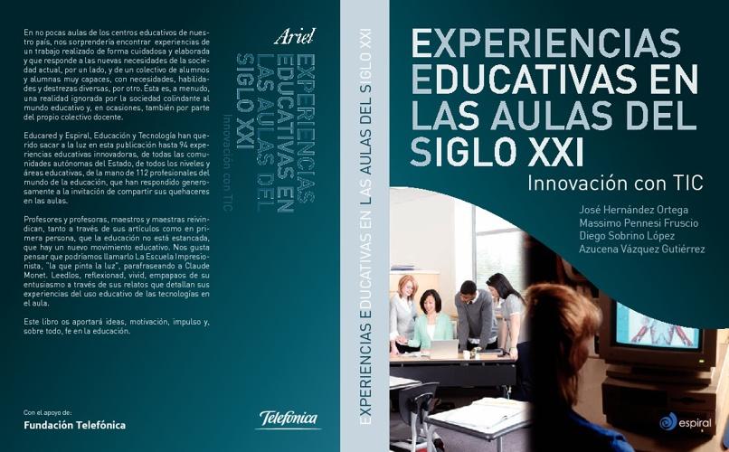 Experiencias educativas con tic en la escuela del siglo xxi
