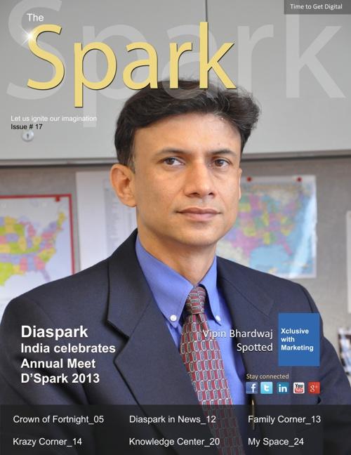 """Spark - 17  """"Time to get Digital"""""""