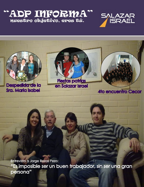 Revista ADP INFORMA