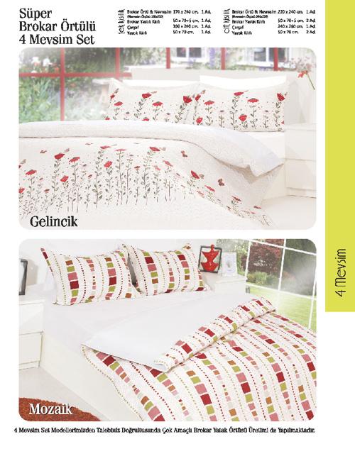 Çahan Textile A.S   Duvet Cover