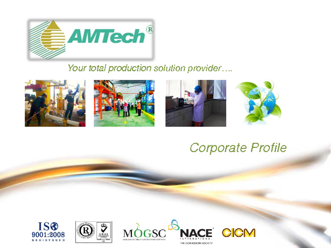 AMTECH Chemical Corporate Profile