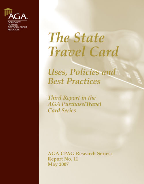 State Travel Card May 2007