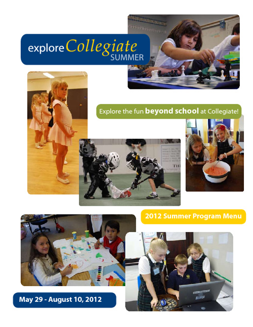 exploreCollegiate Summer