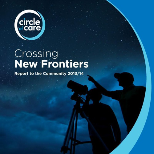 Circle of Care  2013/14 Report to the Community