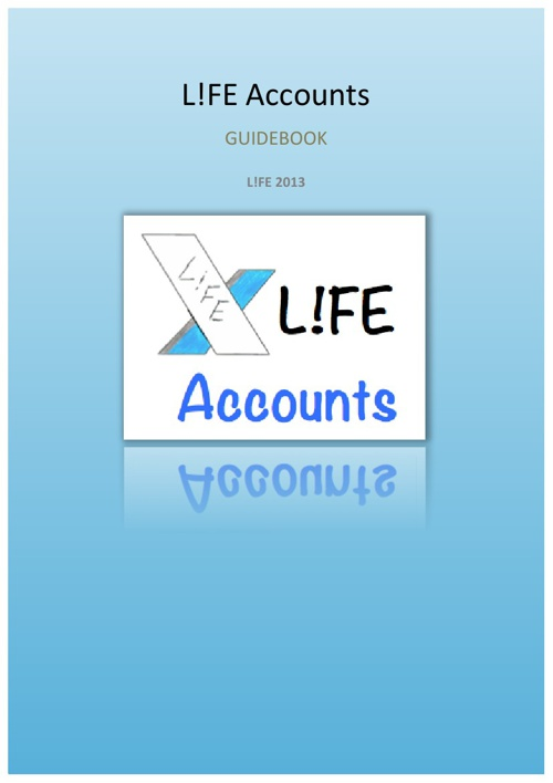 L!FE Account - Guide