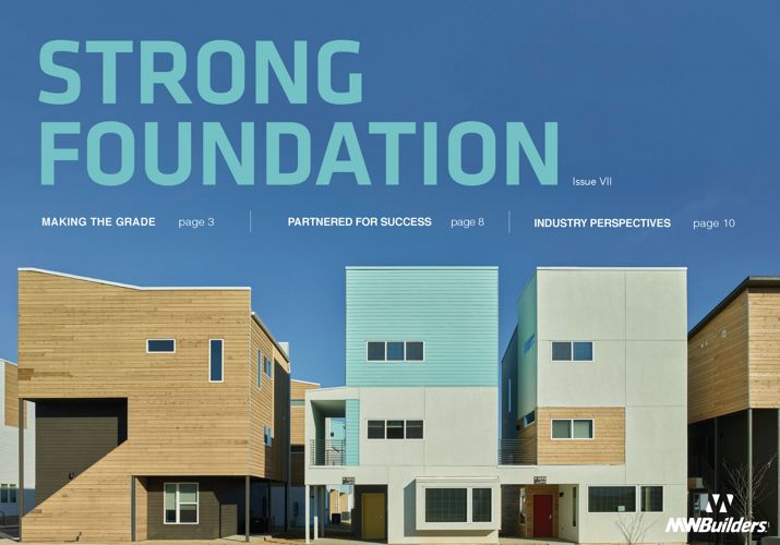 Strong Foundation Issue VII