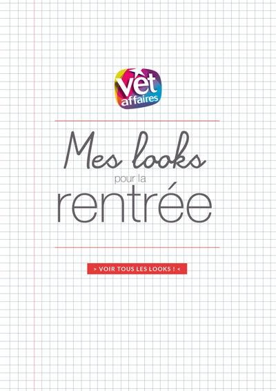 Catalogue rentrée 2015