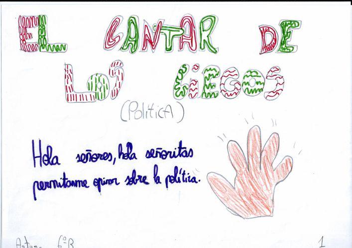 CANTAR DE CIEGO ARTURO