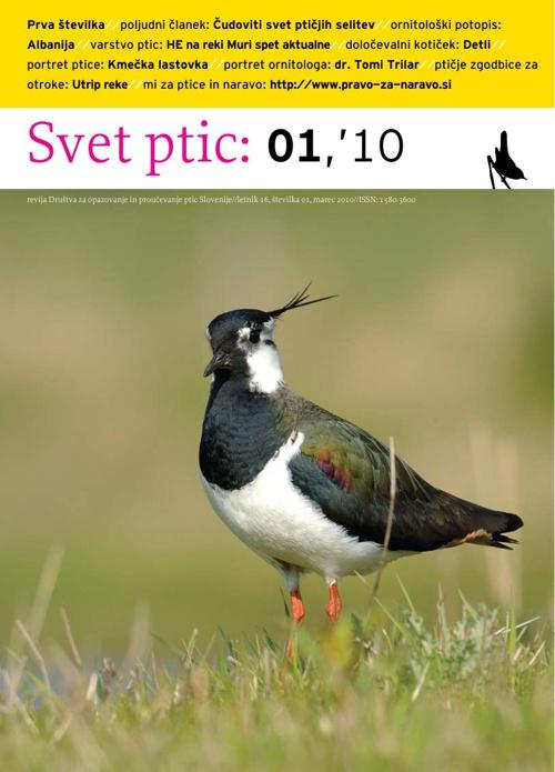 Svet ptic 01'10