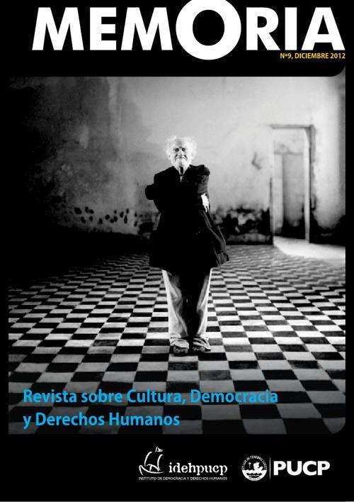 Revista Memoria N° 09 - Desagregado