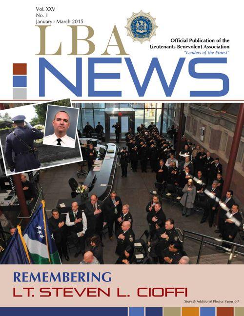 LBA News   January - March 2015
