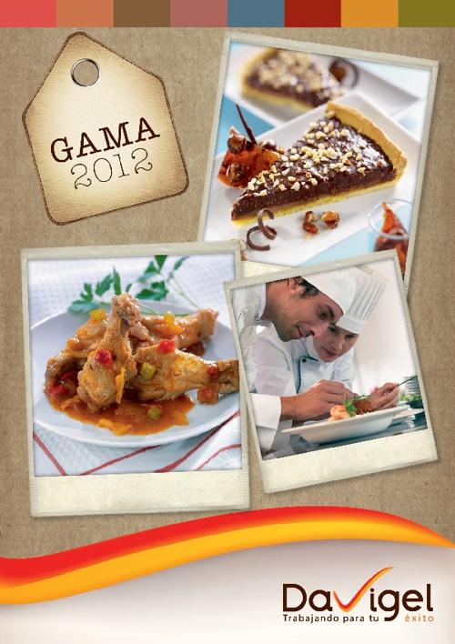 Davigel GAMA 2012