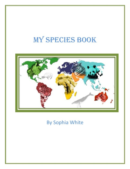 My Species Book