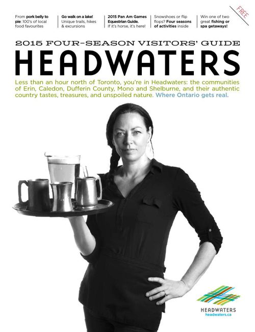Headwaters 2015 Four-Season Visitors' Guide