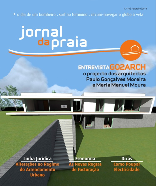 Jornal da Praia Fevereiro