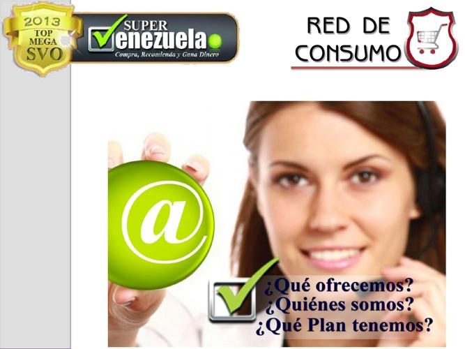 Presentación Oficial Super Venezuela Online, C.A