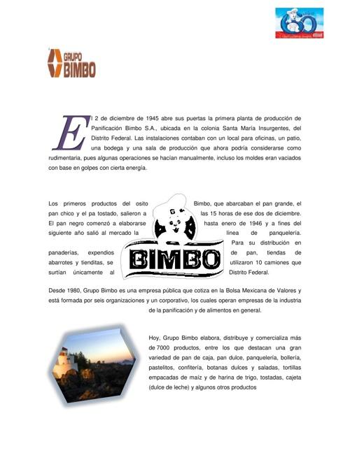 BIMBO 1