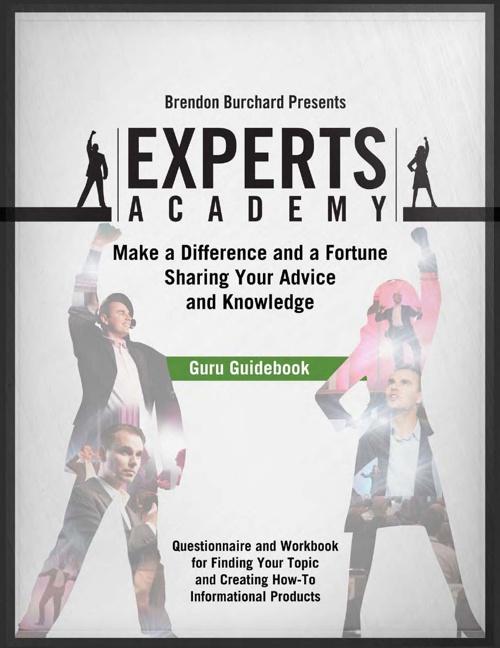 Brendon Burchard - Guru Guide