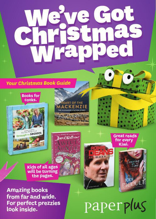 PP Christmas Book Guide