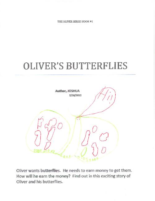 Oliver's Butterflies