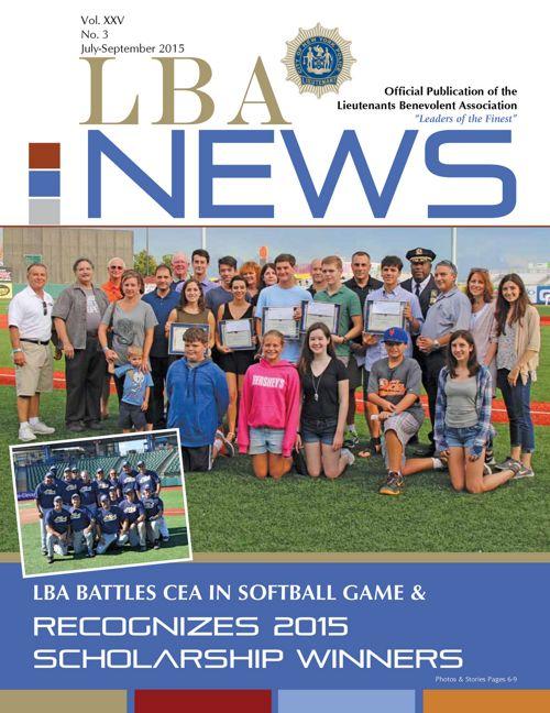 LBA News   July-September 2015