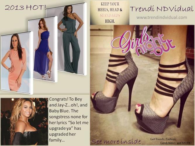 Trendi NDVidual Fashion Mag!