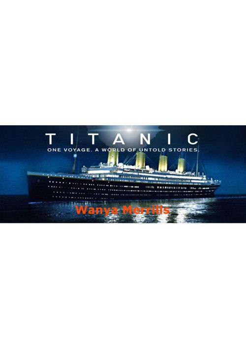 Wanya's Titanic FlipSnack..