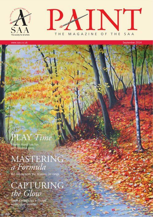 Paint Magazine September 2014
