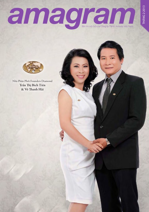 Amagram 2013 02 ( FDI Bich Tien & Thanh Hai )