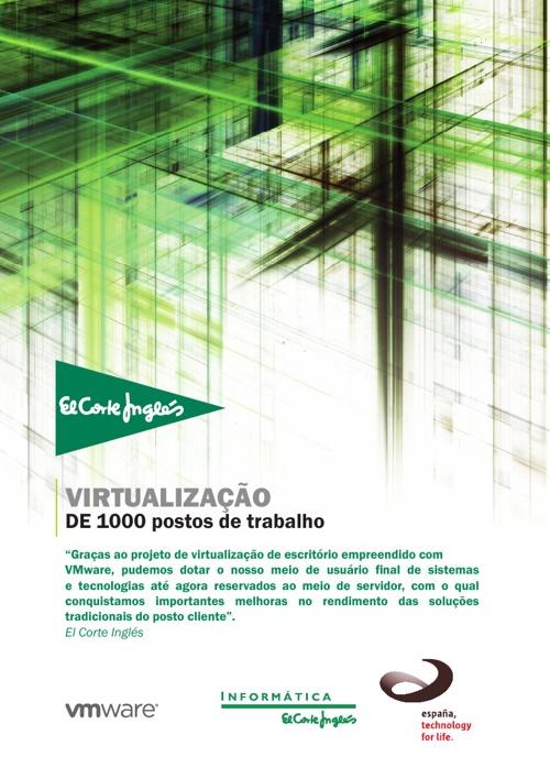 VIRTUALIZAÇÃO DE 1000 postos de trabalho