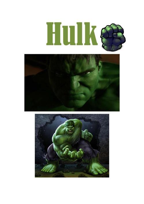 Hulk imagens