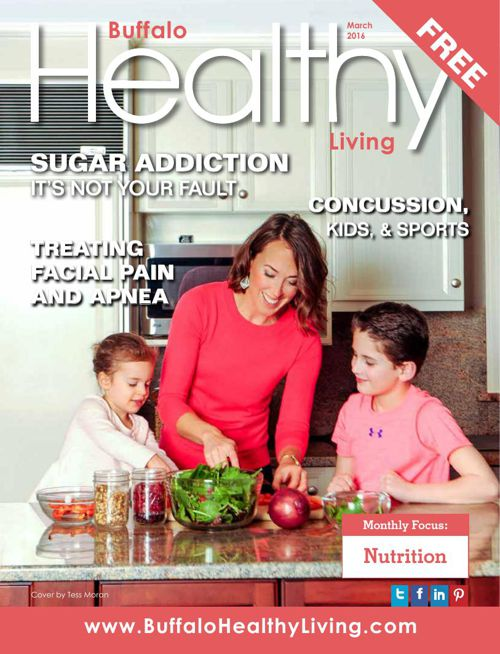 March 2016 Buffalo Healthy Living Magazine