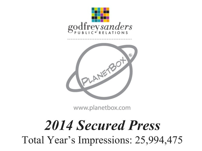 PlanetBox Secured Press 2014