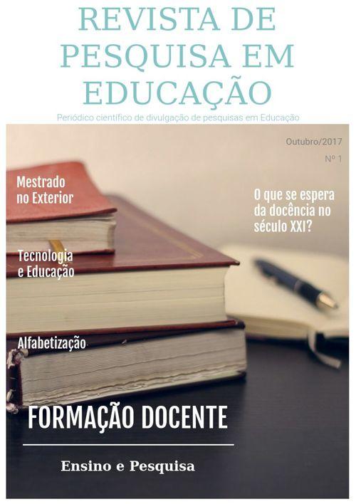 Revista de Pesquisa em Educação