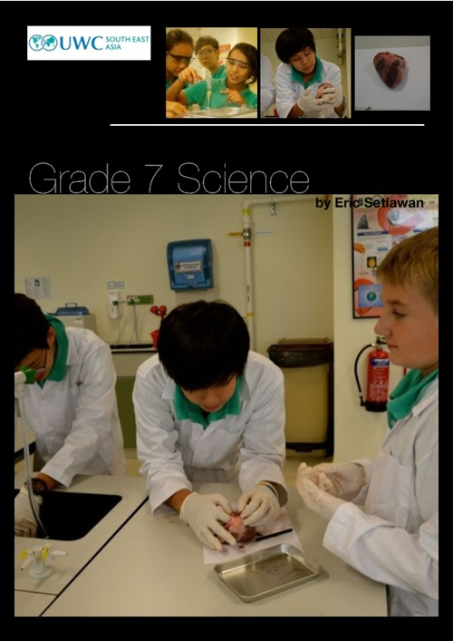 Science Notebook Unit 1