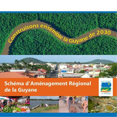 Schéma d'aménagement régionale de la Guyane