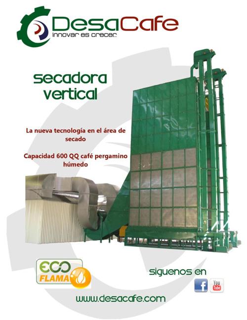 CATALOGO SECADORAS DESA CAFE