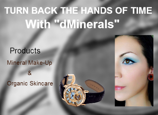 """dMinerals"" Natural Cosmetics & Organic SkinCare"