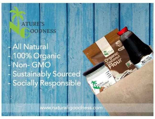 Nature's Goodness eCatalog