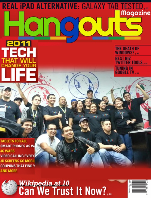Hangouts Magazine