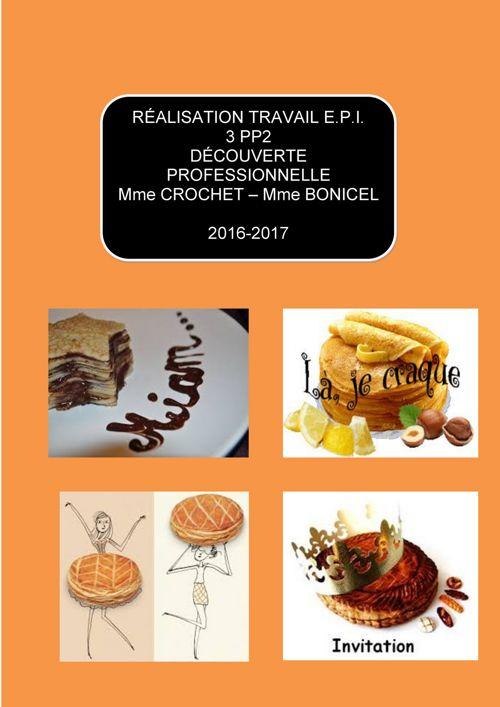 Catalogue virtuel crêpes galette des rois 3PP2