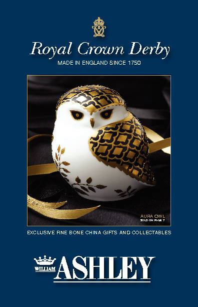 Royal Crown Derby 2011 Catalogue